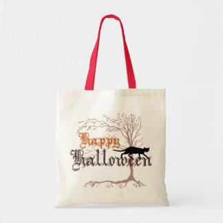 Happy Halloween Black Cat