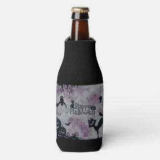 Happy Halloween Bottle Cooler
