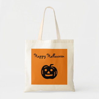 Happy Halloween! Budget Tote Bag