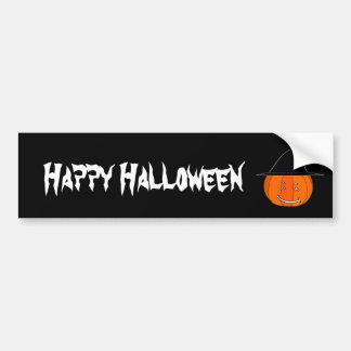 Happy Halloween Bumper Stickers