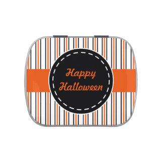 Happy Halloween Candy Tin