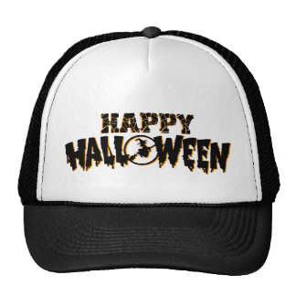 Happy Halloween Cap