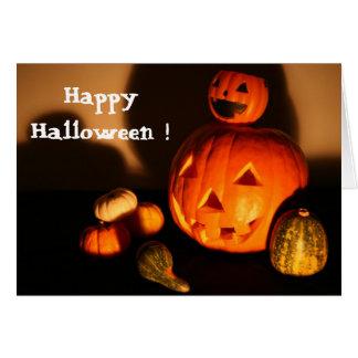 Happy Halloween! Greeting Cards