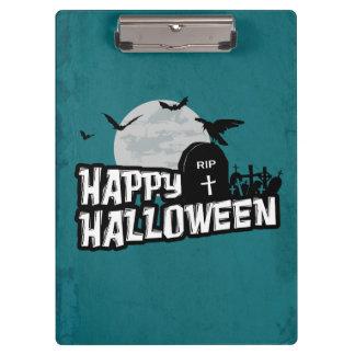 Happy Halloween Clipboard