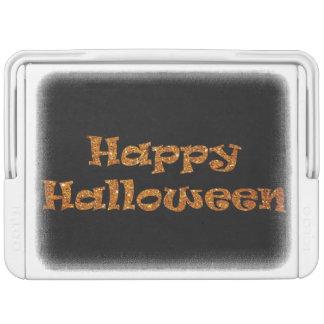 Happy Halloween Cooler
