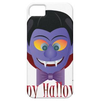 Happy Halloween Count Dracula Illustration iPhone 5 Case