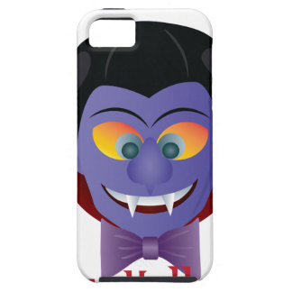 Happy Halloween Count Dracula Illustration iPhone 5 Covers