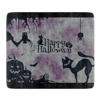 Happy Halloween Cutting Board