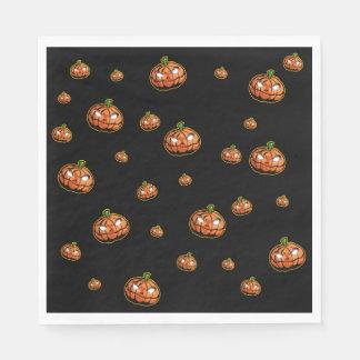 Happy Halloween Disposable Serviette