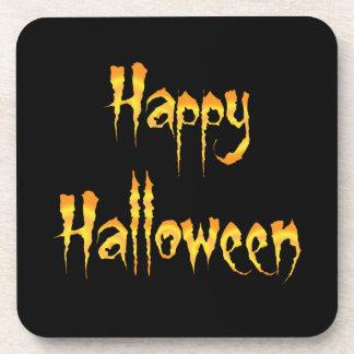 Happy Halloween Drink Coaster