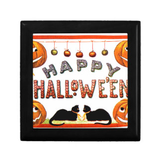 Happy Halloween - Ellen Clapsaddle Gift Box