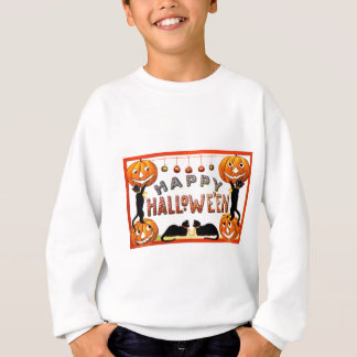 Happy Halloween - Ellen Clapsaddle Sweatshirt