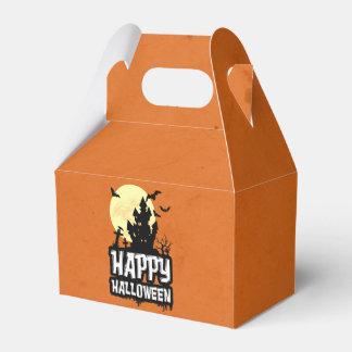 Happy Halloween Favour Box