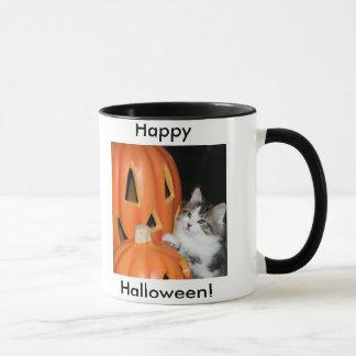 Happy Halloween from Jem mug