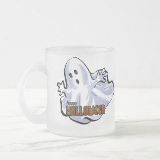 Happy Halloween Ghost Cartoon Mugs