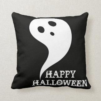 Happy Halloween Ghost Cushion