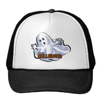Happy Halloween Ghost Hat