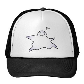 Happy Halloween Ghost Hats