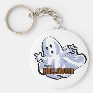 Happy Halloween Ghost Key Chains