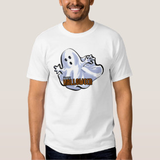 Happy Halloween Ghost Men's TShirt