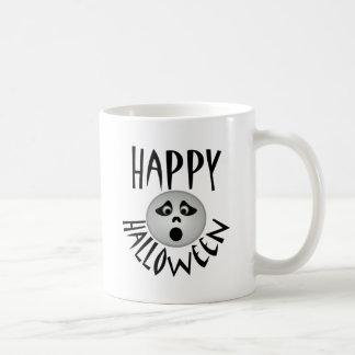 Happy Halloween Ghost Coffee Mugs