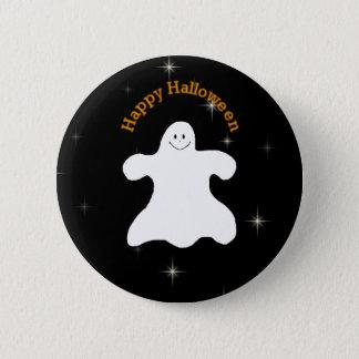 Happy Halloween Ghost Pin
