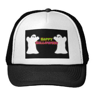 Happy Halloween Ghosts Hats