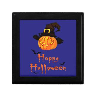 happy halloween gift box
