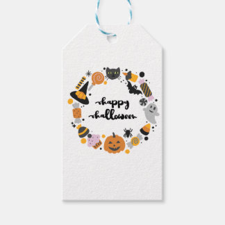 HAPPY HALLOWEEN GIFT TAGS