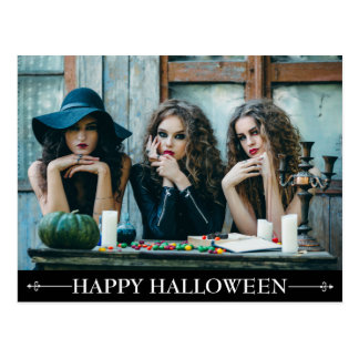Happy Halloween Postcards