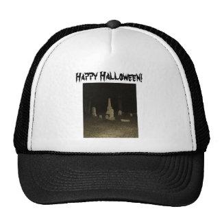 Happy Halloween! Graveyard Hat