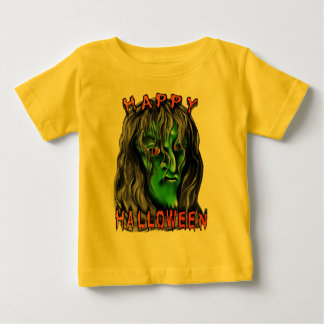 Happy Halloween Green Face Shirt