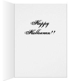 Happy Halloween!! Greeting Card