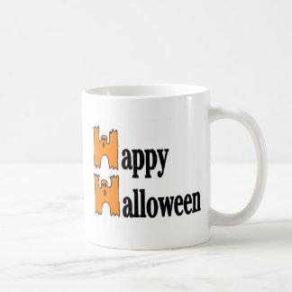 Happy Halloween Greeting Coffee Mug