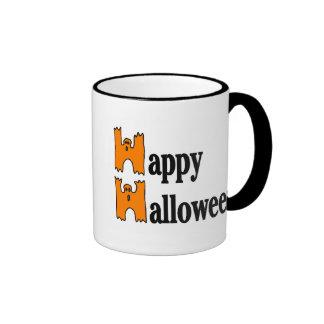 Happy Halloween Greeting Mug