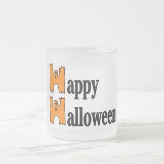 Happy Halloween Greeting Mugs