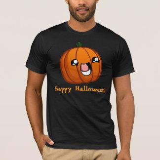 """""""Happy Halloween!"""" Happy Pumpkin T-Shirt"""