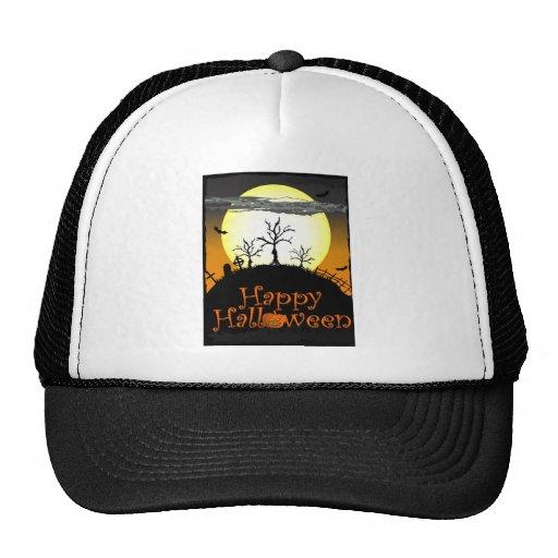 happy halloween hat