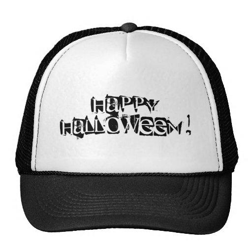 """ Happy Halloween ""  Hat ..."
