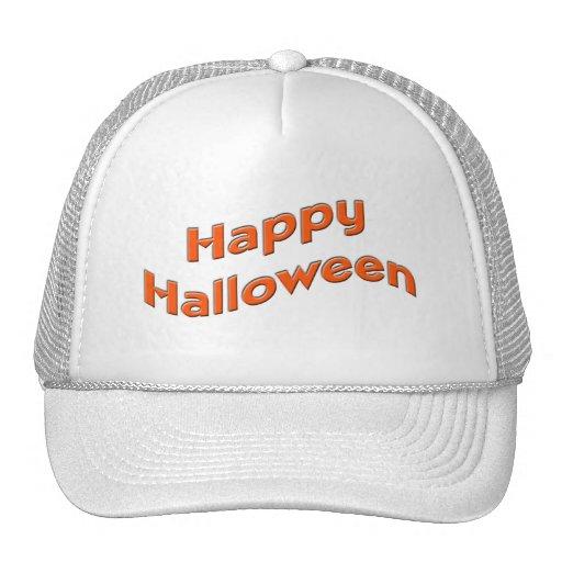 happy halloween hats