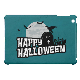 Happy Halloween iPad Mini Cover