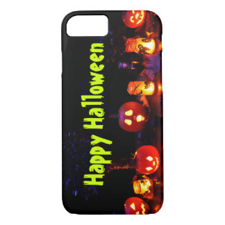 Happy Halloween iPhone 7 Case