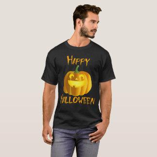Happy Halloween Jack-O-Lantern Pumpkin Shirt