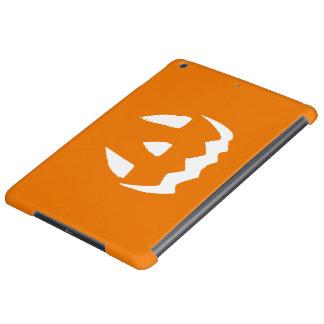 Happy Halloween Jack O'Lantern Face iPad Air Cases