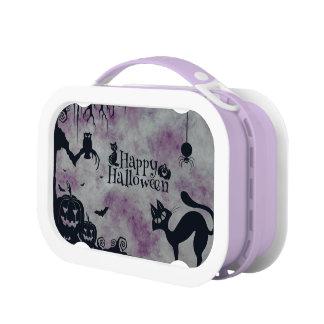 Happy Halloween Lunch Box