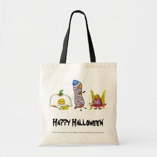 Happy Halloween Lunchbox Bunch Characters