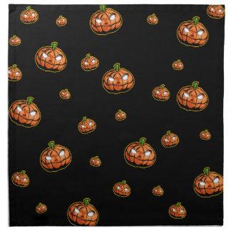 Happy Halloween Napkin