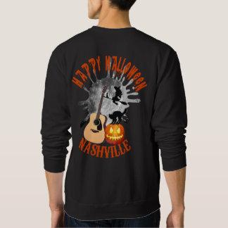 Happy Halloween Nashville Men's Sweatshirt