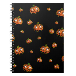 Happy Halloween Notebook
