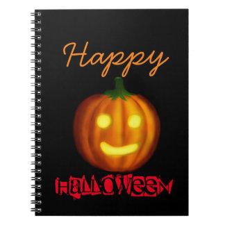 Happy Halloween Notebooks